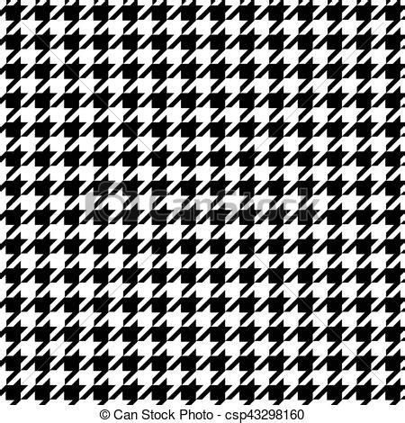 check pattern en francais seamless background image of black and white houndstooth