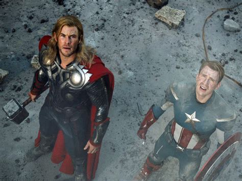 film thor captain america thor and captain america wallpapers thor and captain
