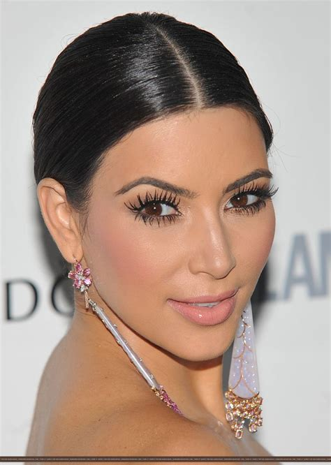 An Unhealthy Obsession On Pinterest Kim Kardashian Lashes And | big lashes winged liner and kim kardashian on pinterest
