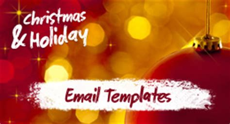 christmas themes outlook email christmas email templates on codecanyon