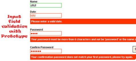 javascript date format validation regex 10 useful plug in to enhance your html form validation