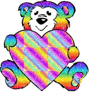 teddybears glitter gifs
