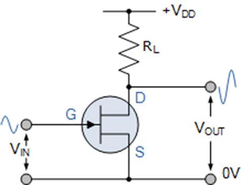 fet transistor configuration fet transistor configuration 28 images fet common gate lifier circuit electronics notes