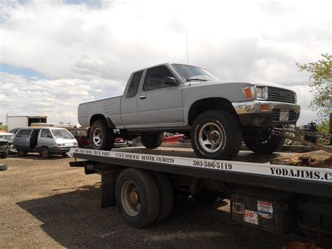 1989 toyota truck 1989 toyota cab 4cyl 4x4 jim s used toyota