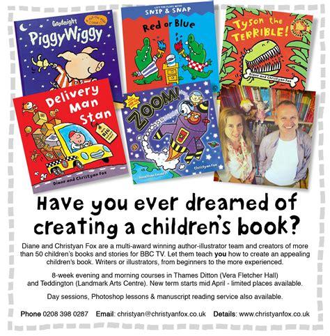 illustrating childrens books creating back to to create children s books teddington middlesex uk