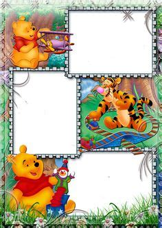 imagenes de winnie pooh en alta resolucion marcos para fotos de winnie the pooh marcos gratis para