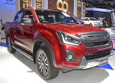 2019 Isuzu D Max by 2019 Isuzu D Max Price And Release Date New And Trucks