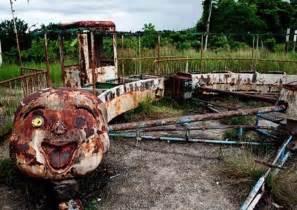 Abandoned Amusement Park by Pics Photos Creepy Abandoned Amusement Parks