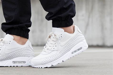 Nike Airmax90 Motif Flower nike air max 90 quot woven quot release date in sneakers