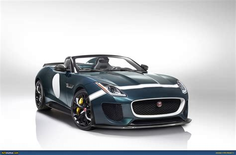F Type Project 7 by Ausmotive 187 Jaguar Greenlights F Type Project 7