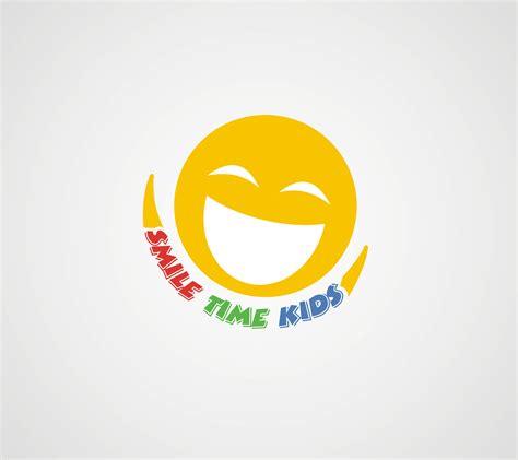 design a logo for fun logo design contests 187 fun logo design for smile time kids