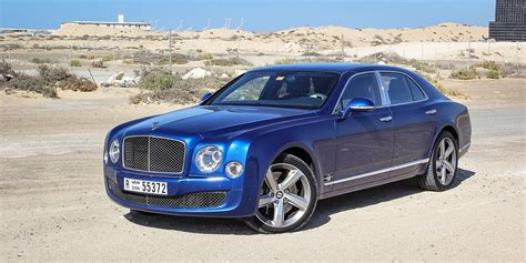 bentley mulsanne 2016 bentley mulsanne speed review abu dhabi to dubai
