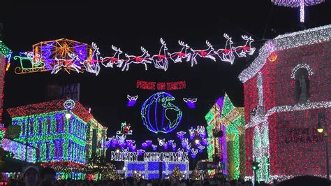 new 2014 osborne family spectacle of dancing lights