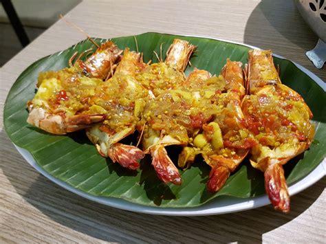 peringkat  restoran tempat makan seafood enak  muara