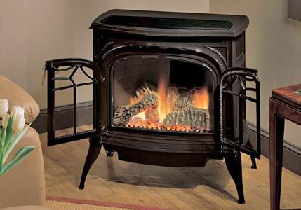Gas Burning Stoves Fireplaces by Interior Designing And Solutions