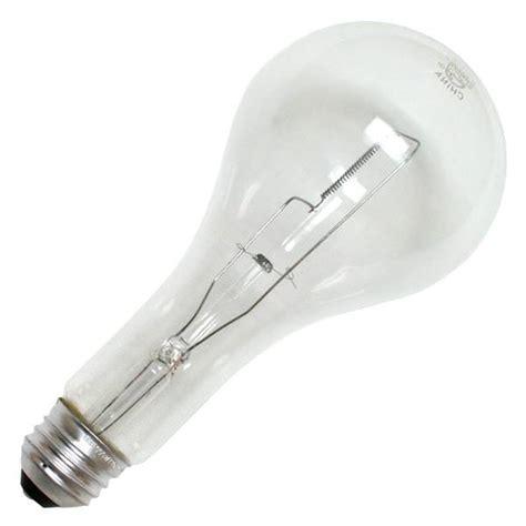 300 Watt Light Bulb by Philips 133918 300m Ps25 Light Bulb Elightbulbs