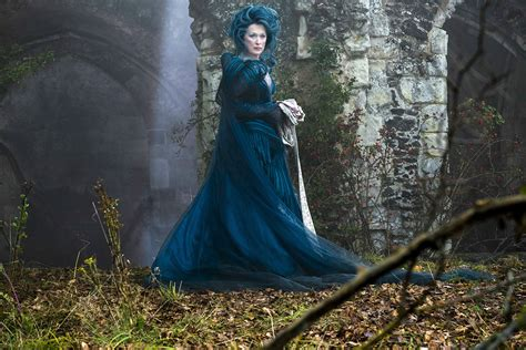 film blue woods behind the costumes into the woods nerdist