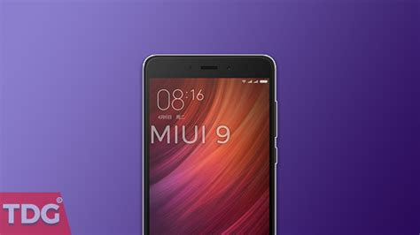 miui themes for redmi note download and install miui 9 china beta rom on redmi note 4