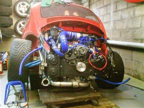 subaru boxer engine in vw beetle 101 best kaefer motor subaru images on pinterest vw