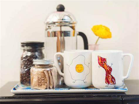 designer kitchen storage jars 11 ways to make the most of your dorm room hgtv s