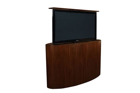 hidden tv lift cabinet yarial com ikea popup tv lift cabinet interessante