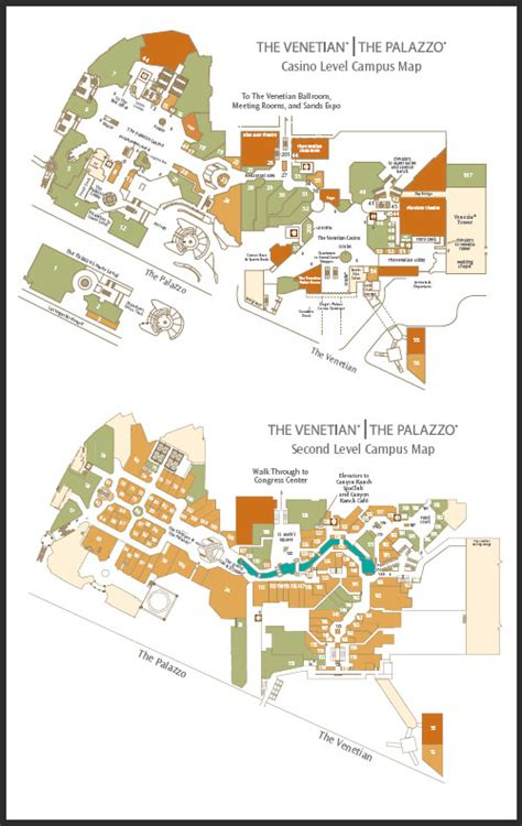 Restaurant Floor Plan Pdf by Venetian Vs Palazzo Las Vegas Differences And Which Is Better