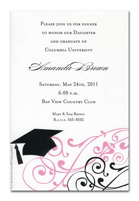 quick view z1c 405 quot grad scroll invitation quot