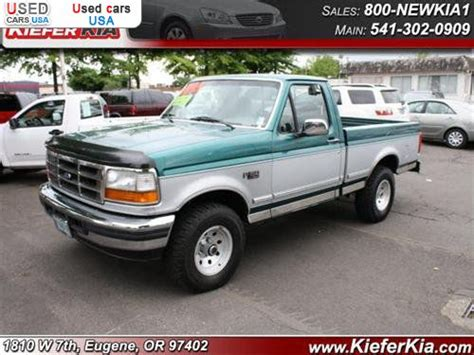 auto air conditioning service 1996 ford f150 navigation system for sale 1996 passenger car ford f 150 xlt eugene insurance rate quote price 4995 used cars