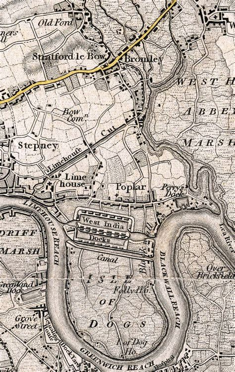 river thames old maps 25 best images about poplar blackwall and the isle of