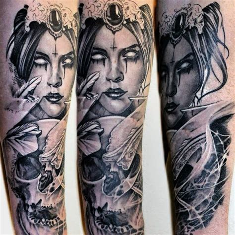 life death tattoo 10 best arm pieces by tattoos images on