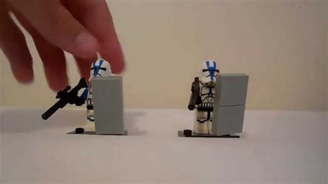 lego war tutorial lego star wars tutorial riot shield youtube