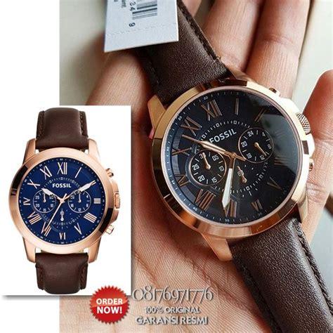 Jam Tangan Fossil Pria Original promo diskon jam tangan fossil fs5068 original
