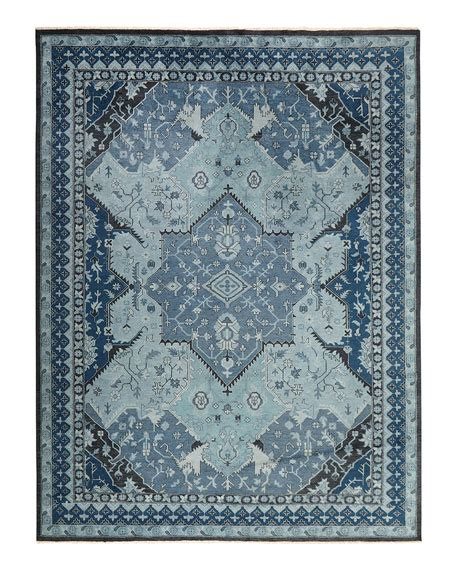 Ralph Home Rugs by Ralph Home Blue Rug