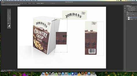 mockup design using photoshop how to create packaging mock ups using warp tool in