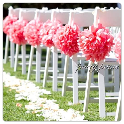 Diy Garden Wedding Ideas 50 Best Garden Wedding Aisle Decorations Pink Lover