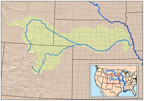 platte river map www pixshark wyoming trivia renamed laramie afton salvaged