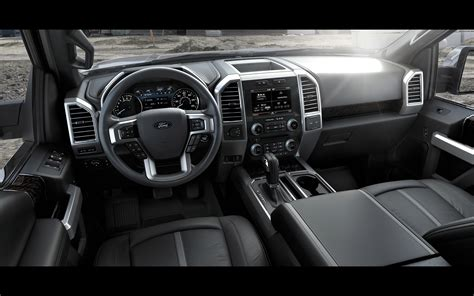 Ford F150 Interior by 2015 Ford F 150 Interior 7 2560x1600 Wallpaper