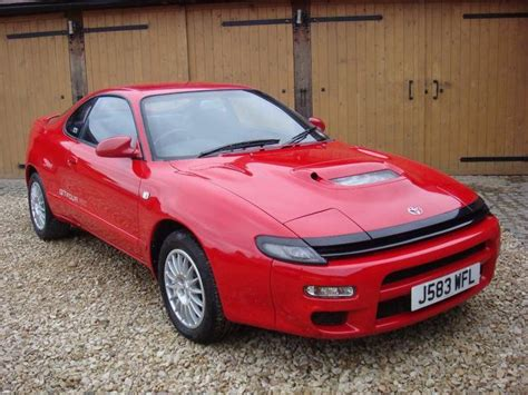 Celica Toyota Classifieds Car Of The Day Toyota Celica Gt Four Carlos