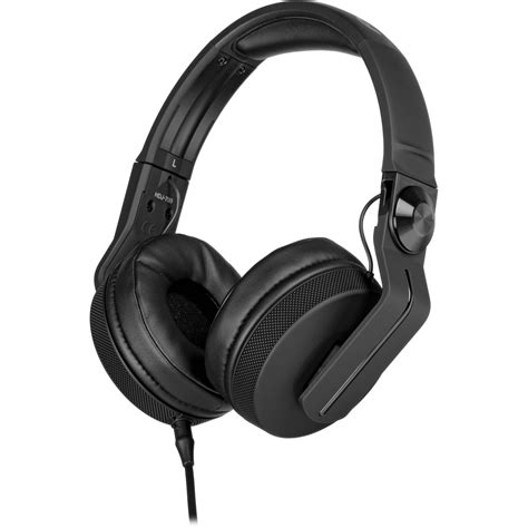 Headphone Pioneer Hdj 700 Pioneer Dj Hdj 700 Dj Headphones Matte Black Hdj 700 K B H