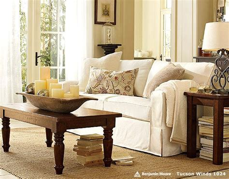 decorating pottery barn style shopping for a sofa