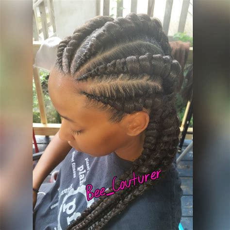 small scalp braids small cornrow braid styles hairstylegalleries com