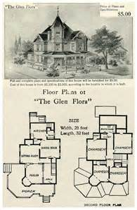 Victorian House Floor Plan by 1905 Hodgson House Plan Quot The Glen Flora Quot Vintage Home