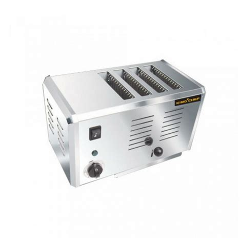 Pemanggang Roti Panggang Toaster Stainless bread toaster astro chef et4 astro mesin