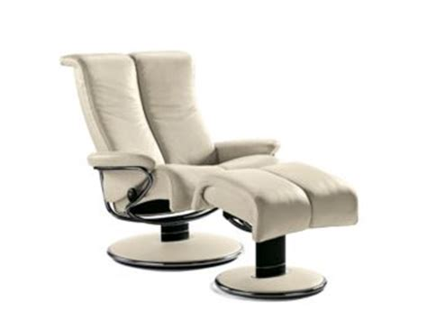 Stressless Blues Recliner by Stressless Blues Large Recliner Chair Ergonomic Lounger And Ottoman By Ekornes Ekornes