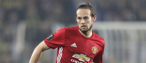 Deley Blind manchester united s daley blind with the