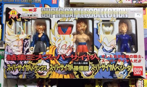 z figure collection z figures to level up your collection