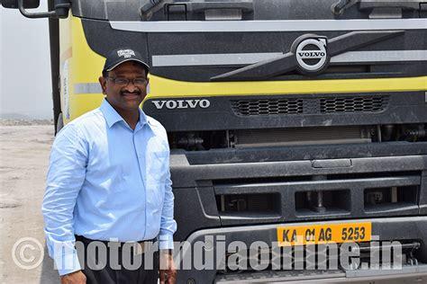 volvo trucks india fuelwatch challenge