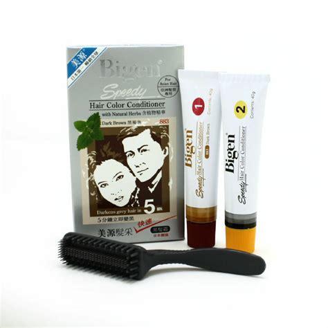 bigen hair color japan bigen speedy hair dye hair color conditioner