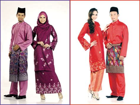 Baju Clothing traditional costume baju kurung national costume