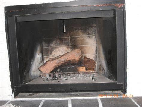 fireplace screen door installation